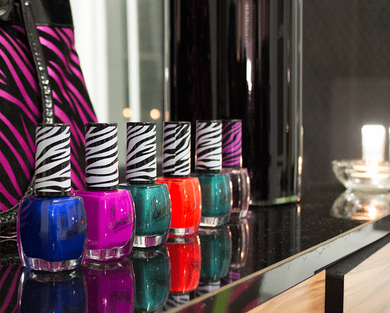 Some of the nail polishes