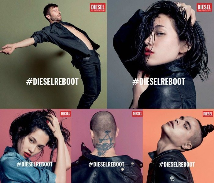 Diesel Reboot Fashion Week Preview