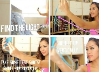 Michelle Phan perfect selfie tutorial