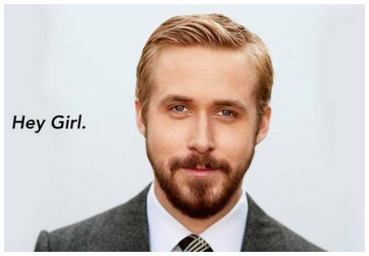 """Our Favorite Ryan Gosling """"Hey Girl"""" Memes to Celebrate His 32nd Birthday"""