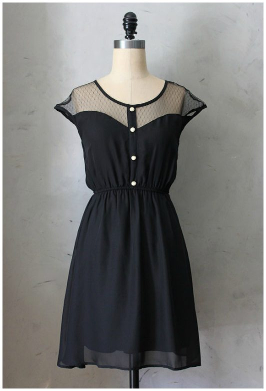 Etsy Wednesday: The Little Black Dress