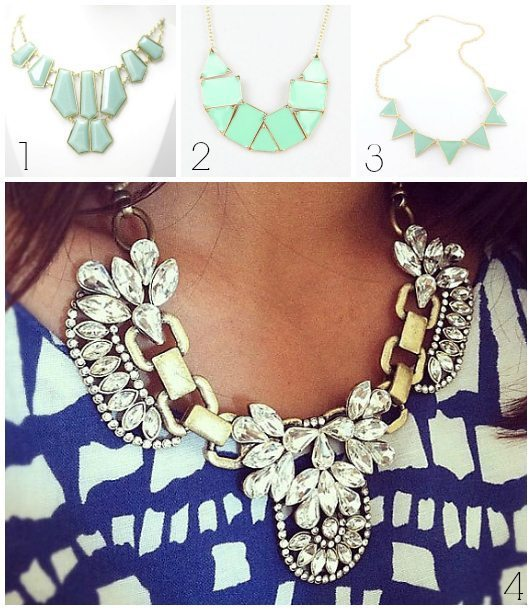 Etsy Wednesday: 10 Statement Necklaces That Won't Break The Bank