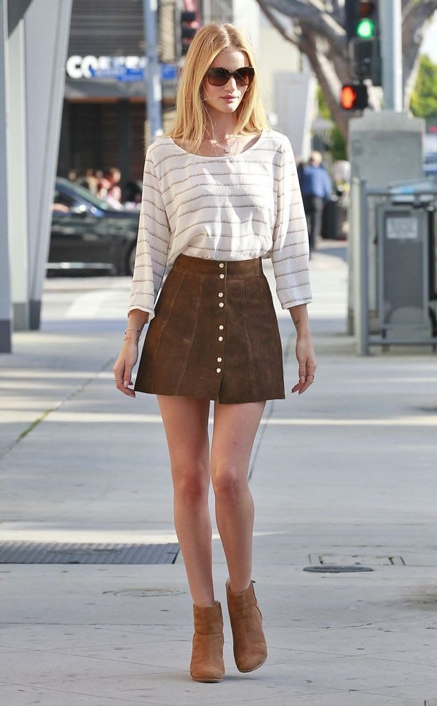 rosie huntington whiteley fall booties