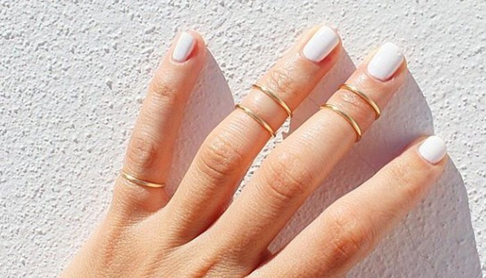 delicate gold rings etsy